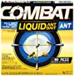 Combat Liquid Ant Bait, 4 Count (Pack of 2)