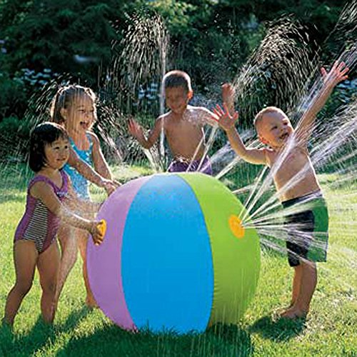 Toponechoice-236-Spray-Inflatable-Outdoor-Sprinkler-Toy-Beach-Ball-Water-Balloon-for-Children-Party