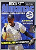 Beckett Almanac of Baseball Cards & Collectibles (Beckett Almanac of Baseball Cards and Collectibles)