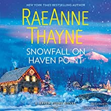 Snowfall on Haven Point: Haven Point, Book 5 Audiobook by RaeAnne Thayne Narrated by Vanessa Johansson