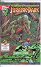 Jurassic Park #1 (2nd printing, $2.95 cover price. White Collectors Edition box) with Trading Cards