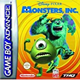 Disney-Pixar's Monsters Inc (GBA)