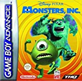 Disney-Pixar's Monsters Inc (GBA)