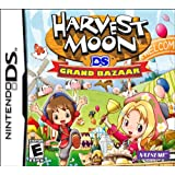 Harvest Moon: Grand Bazaar - Nintendo DS