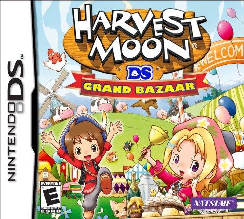 Harvest Moon Grand Bazaar (Import Américain)