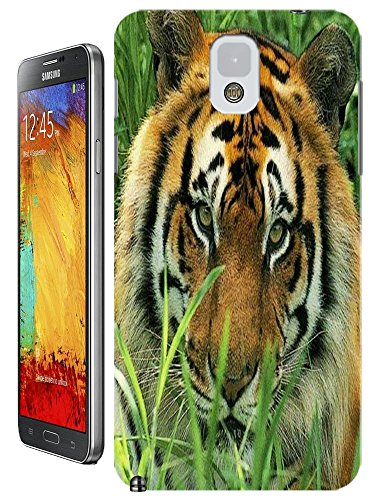 Lovely Power Tigers Cases Covers Phone Hard Back Cases Beautiful Nice Cute Animal Hot Selling Cell Phone Cases For Samsung Galaxy Note 3 # 20