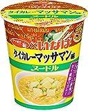 サッポロ一番 いなば食品監修 タイカレー マッサマン味ヌードル 74g×12個