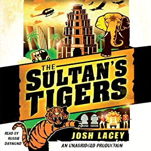 The Sultan's Tigers Audiobook