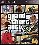 GTA V - Grand Theft Auto 5 PS3 GTA 5 (USK 18)