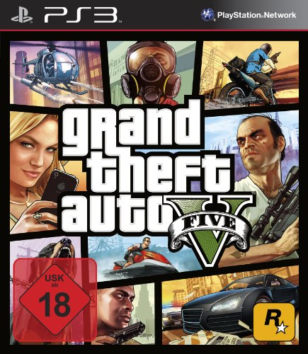 Grand Theft Auto V - Sony PlayStation 3