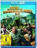 Die Reise zur geheimnisvollen Insel [Blu-ray + Blu-ray 3D]