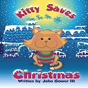 Kitty Saves Christmas Audiobook
