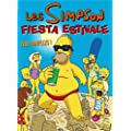 Les Simpson, Tome 2 : Fiesta estivale : Z�ro complexe !