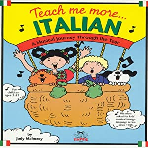 Teach Me More Italian Audiobook
