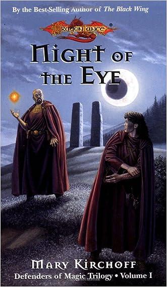 Night of the Eye: Defenders of Magic Trilogy, Volume 1