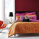 Betsey Johnson Va Va Voom King Mini Bed Set King Tangerine