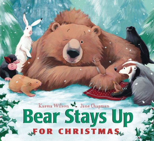 Bear Stays Up for Christmas (A Classic Board Book)