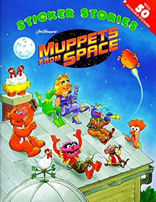 Muppets from space: the sticker storybook
