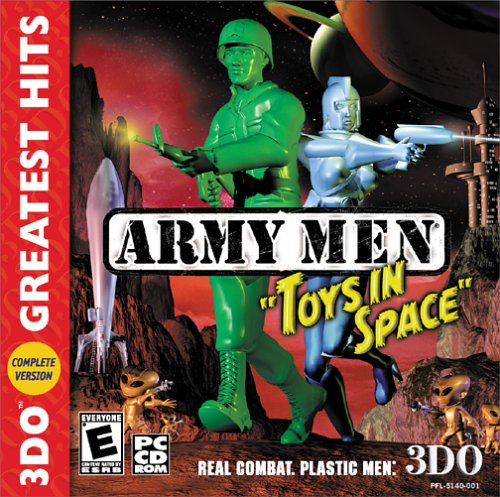 Army Men: Toys In Space (Jewel Case)