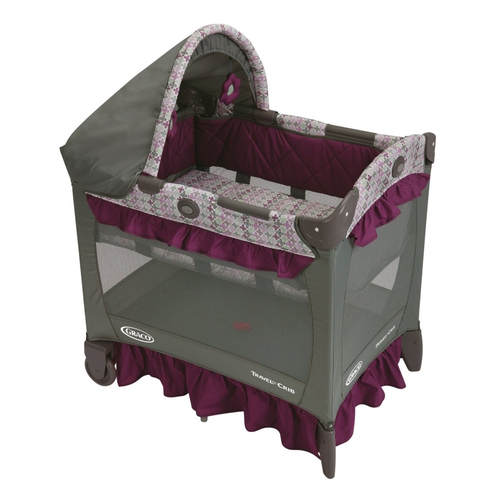 Graco Travel Lite Crib, Nyssa by Graco günstig bestellen