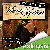 Kleine Gefallen (Die dunklen Fälle des Harry Dresden 10) Hörbuch von Jim Butcher Gesprochen von: Richard Barenberg