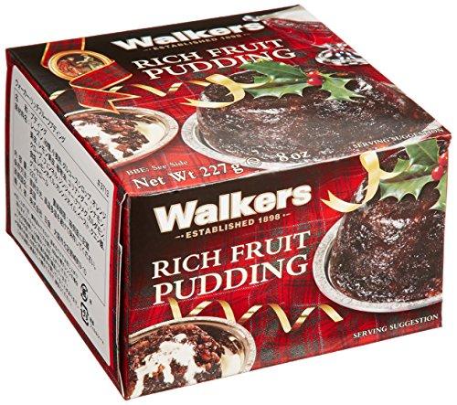 ウォーカー #3713 リッチフルーツプディング 227g