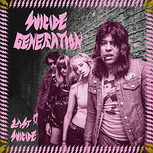 Vinilo : Suicide Generation - Last Suicide (LP Vinyl)