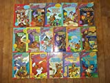 img - for Scooby Doo Picture Clue Book Collection of 18 Level 1 2 Beginner Readers Hannah Barbera book / textbook / text book
