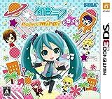 初音ミク Project mirai でらっくす (初回生産限定『初音ミク Project mirai でらっくす オリジナル「テーマ」ダウンロード番号』(仮) 同梱) Amazon.co.jp限定特典 3DS用テーマ
