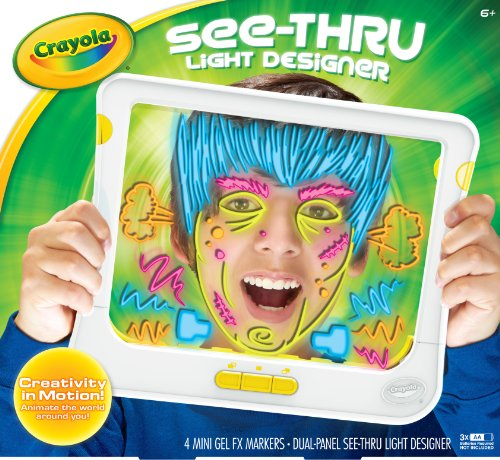 Crayola See Thru Light Designer (74-7051) front-1070387