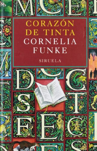 Corazon de tinta (Inkheart) (Spanish Edition) book cover