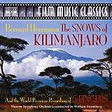 echange, troc  - Bernard Herrmann Les Neiges Du Kilimandjaro