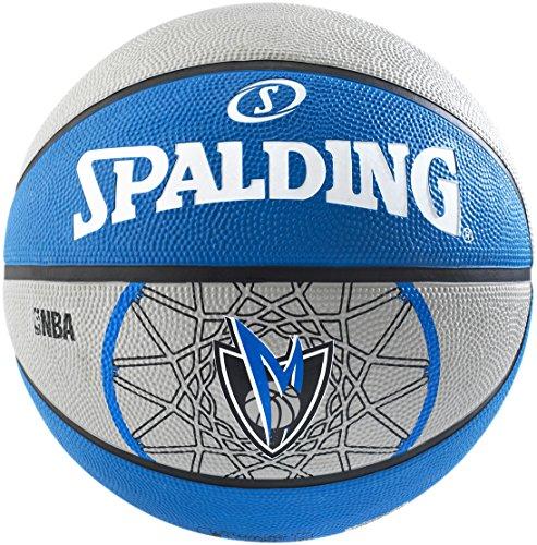Spalding, Pallone da basket NBA, motivo Dallas Mavericks, 7