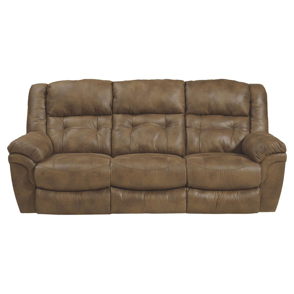 Catnapper Joyner Reclining Sofa with Drop Down Table
