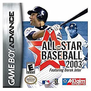 All Star Baseball 2003