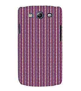 Abstract Pattern 3D Hard Polycarbonate Designer Back Case Cover for Samsung Galaxy S3 Neo :: Samsung Galaxy S3 Neo i9300i
