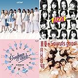 AKB48【劇場盤】4巻セット(1830m、UZA、ギンガムチェック、真夏のSounds good !)