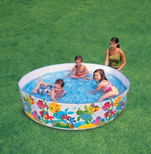 John Adams 6 Ocean Play Snapset Pool