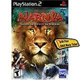 Chronicles of Narnia: The Lion, The Witch and the Wardrobe for PlayStation 2 w/FREE Movie Ticket