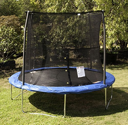 JumpKing Trampoline And Safety Net Enclosure Combo (10
