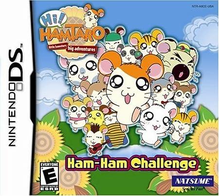 Hi! Hamtaro: Ham-Ham Challenge