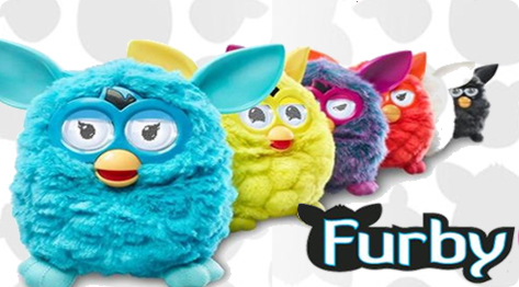 Furby By Hasbro Kids Toys