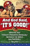 img - for And God Said,