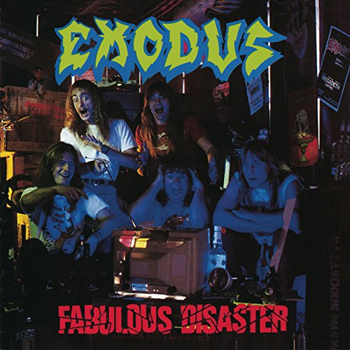 Fabulous Disaster (Re-Issue 2010)