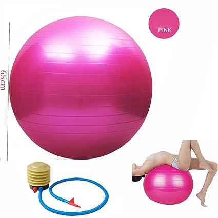 Gosear 65cm haute haute qualit gym fitness ballon anti for Housse ballon yoga