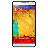 Amzer 97313 Border Case - Black For Samsung GALAXY Note 3 SM-N9000, Samsung GALAXY Note 3 SM-N9005, Samsung GALAXY...