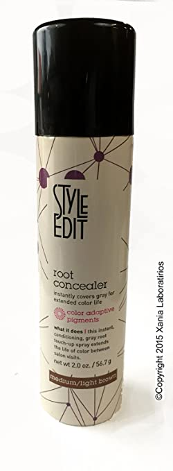 Style Edit Root Conceal (Medium/Light Brown) 2oz