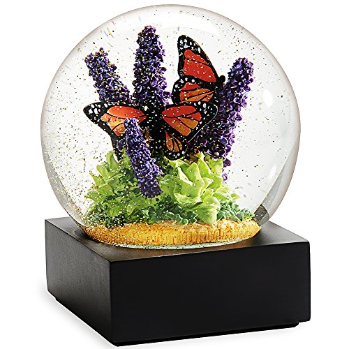 Smithsonian Monarch Butterfly Snowglobe