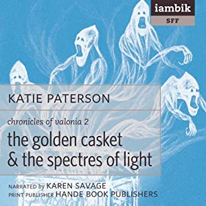 The Golden Casket and The Spectres of Light | [Katie Paterson]