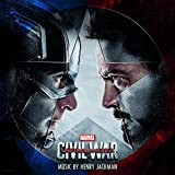 Captain America: Civil War (Henry Jackman)